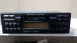 Ford factory cassette deck Balga Stirling Area Preview