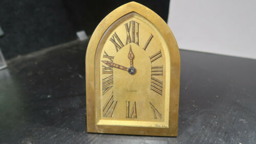 r Ovington Made in France Arch Clock