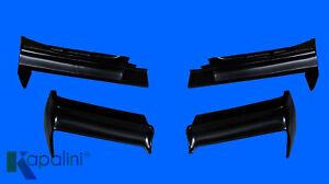 1981-87Buick Grand National T-Type-Regal Full 4pc Fiberglass Bumper Filler Set