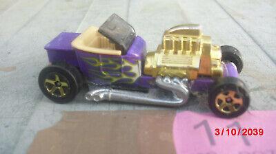 hot wheels 1988 hot rod