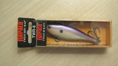 NIP Select One Rat L Trap Lures USA Vintage or Discontinued