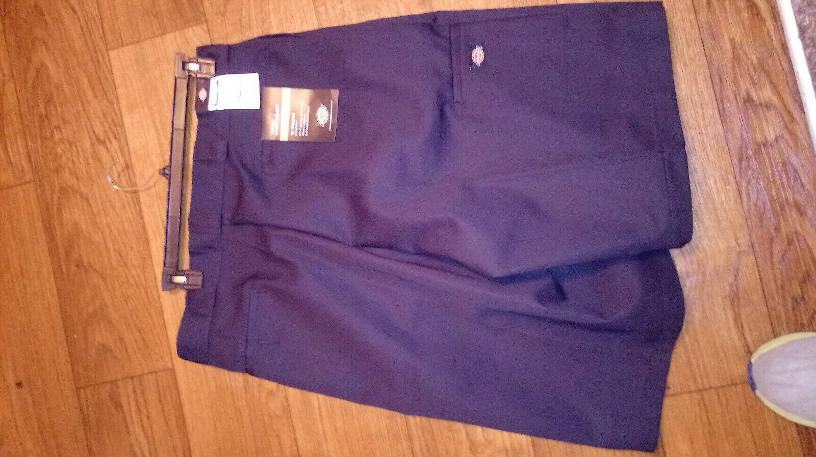 "Mens Dickies Twill Work Short Loose Fit Size 34 Waist,13"" In"