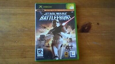STAR WARS BATTLEFRONT 1 - XBOX GAME / + XBOX 360 & XBOX ONE  ORIGINAL & COMPLETE