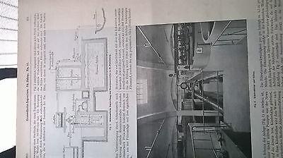 1911 11 Wasserwerk Ozonwasserwerk St Petersburg