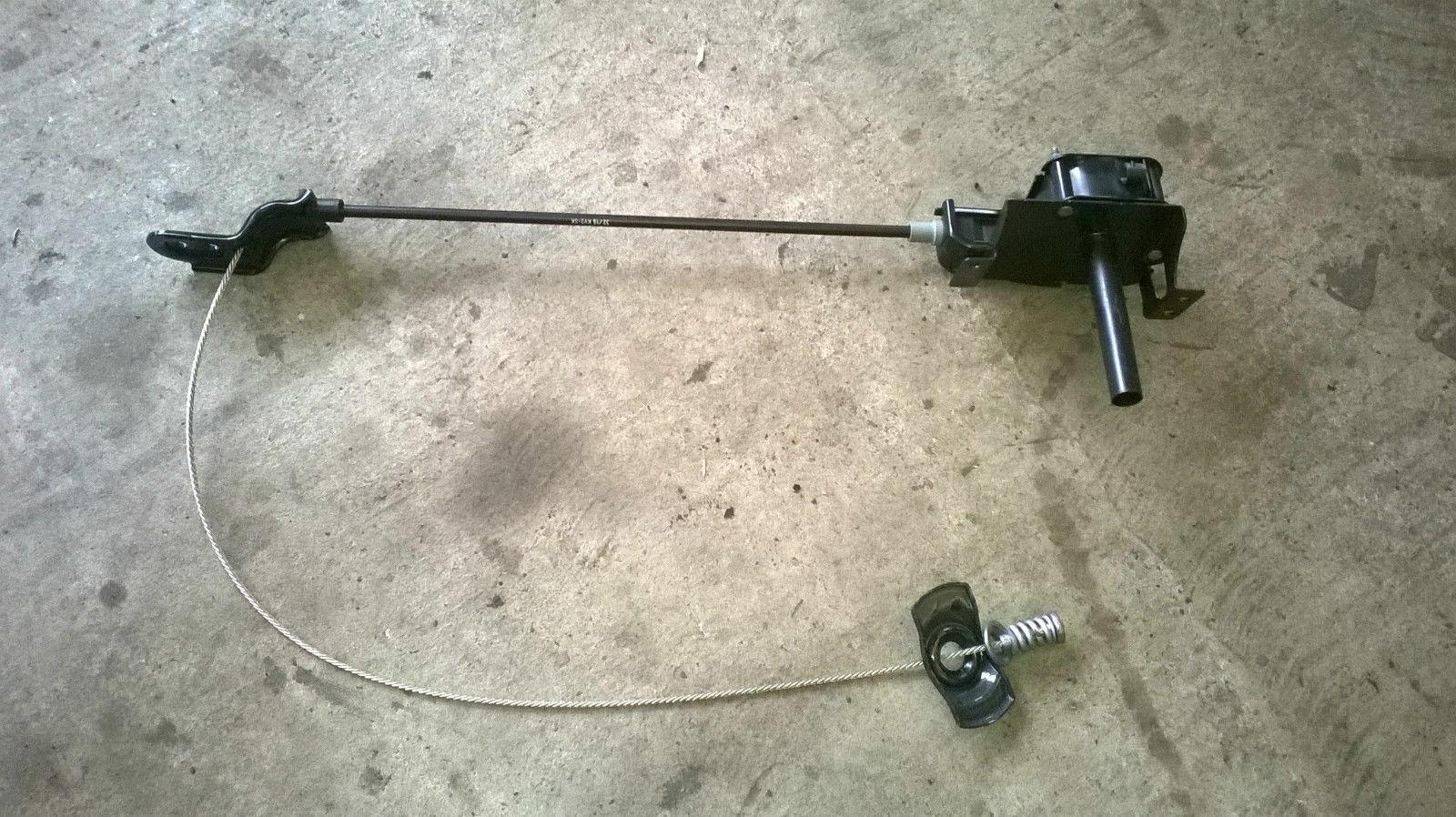Car Parts - Mercedes Vito Spare Wheel Carrier