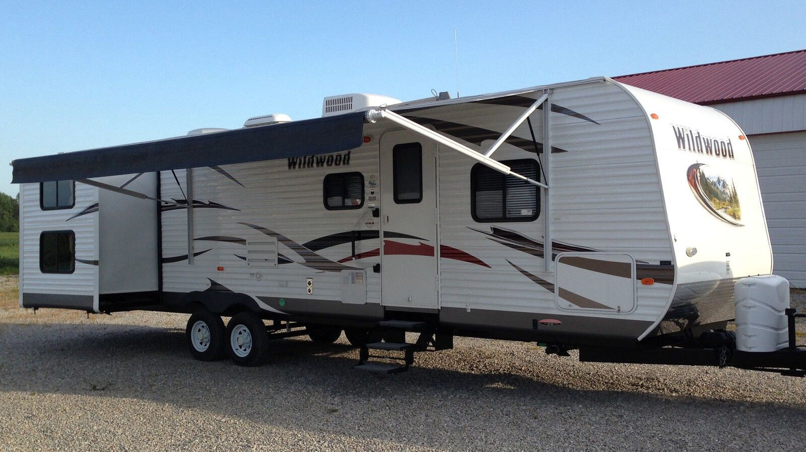 Manufacture For Chateau Travel Trailer