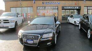 2008 Audi S8 5.2 (A6)/LAMBO V10/NAVI/B UP CAM