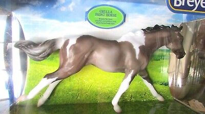 Breyer #946 Classic Grulla Paint Horse Running Thoroughbred NEW! 2019 for sale  Shipping to Canada
