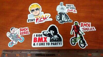 GT//Haro//Hutch//Dyno//Redline Deebo Sticker That/'s My BMX Punk Old School BMX
