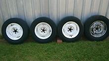 Chrysler Valiant VG Wheels Redcliffe Redcliffe Area Preview