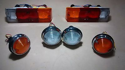 nissan patrol g60 lights set