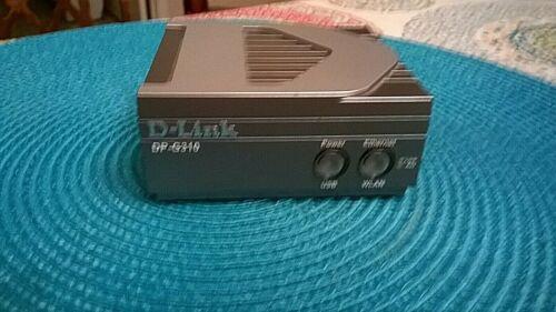 D-Link Wireless Print Server DP-G310 2.4GHz 802.11g - No Antenna.