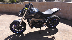 Yamaha MT09 2014 Cambridge Clarence Area Preview
