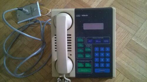 Telecor MCC 4 admin intercom phone