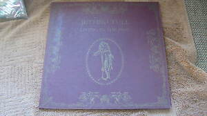 JETHRO-TULL-1972-Living-Past-ORGNL-US-CHRYSALIS-2LP-H-C-SET-w-BOOKLET
