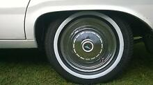 Chrysler Valiant dealer ditted full wheel covers Redcliffe Redcliffe Area Preview