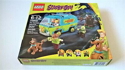 Lego Scooby-Doo 75902 The Mystery Machine NISB