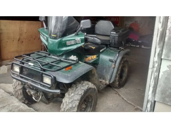 Used 2001 Arctic Cat 500