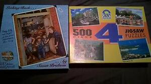 5x 500 piece jigsaw puzzles Barden Ridge Sutherland Area Preview