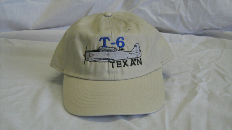T-6 Texan Embroidered Hat