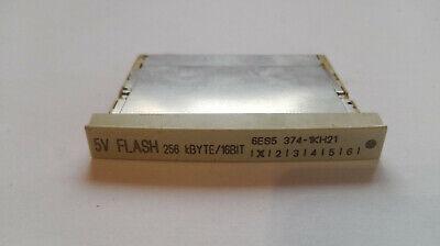 Siemens Simatic S5 Carte Mémoire Type: 6ES5 374-1KH21 Très Bon État