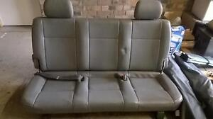 Toyota Landcruiser 100 / 105 series rear seat Sydney City Inner Sydney Preview