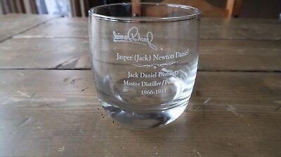 Jack Daniels Master Distiller Glass - Jasper Jack Newton Daniel - Whiskey for sale  Round Lake