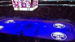 2 Oilers tickets vs Toronto maple leafs Nov.29 Edmonton Edmonton Area image 1