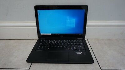 Dell Latitude E7250 Laptop - Core i7 @ 2.6GHz, 250GB SSD, 16GB RAM, Touchscreen