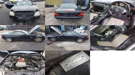 MERCEDES-BENZ SLK 230 R170 S2 DISMANTLING PURPOSES ONLY (00-04) Girraween Parramatta Area Preview