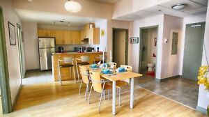 All Inclusive+WIFI & Cable- Shared Student Apartment near McGill