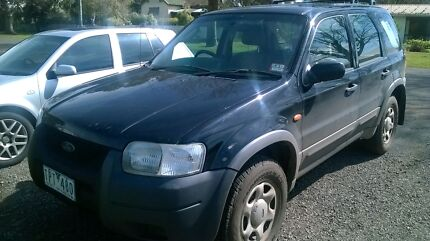 URGENT ford escape 2005 xls East Perth Perth City Preview