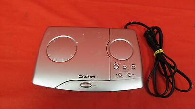 cvd505 compact cd dvd player incomplete 5877