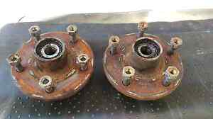 Trailer hubs/tyres holden stud pattern Green Valley Liverpool Area Preview