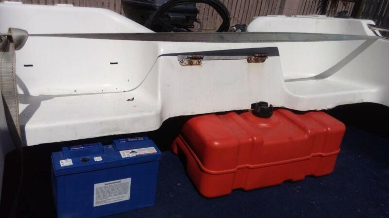 4 5M Fibreglass Boat and Trailer | Other Boats & Jet Skis