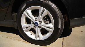 Ford Focus Trend Rims Fulham Gardens Charles Sturt Area Preview