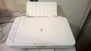 Canon Inkjet Printer MG2560 - Near New - Coronavirus Free