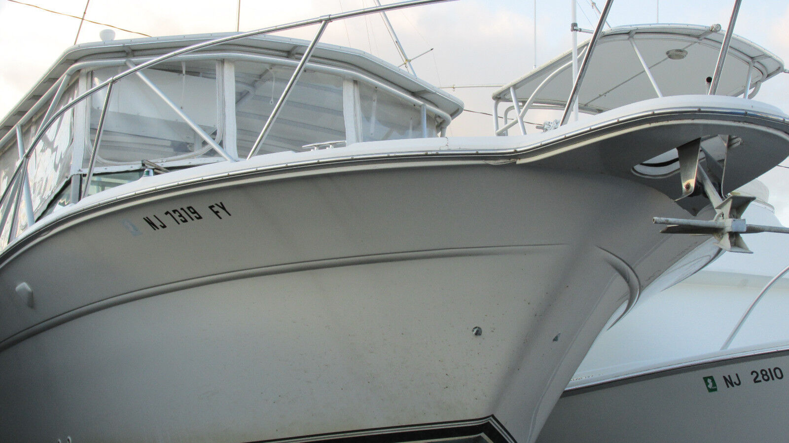 31' Sport Fishing / Cruising Surveyed Appraised Partial Trades Considered