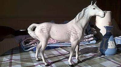 Light Grey Beswick Horse
