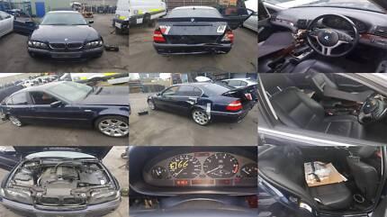 BMW 3-Series Sedan E46 DISMANTLING PURPOSES ONLY (98-04) Girraween Parramatta Area Preview