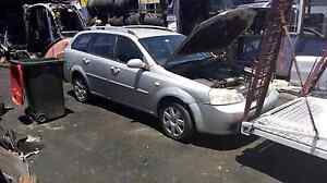 WRECKING 2007 HOLDEN VIVA WAGON - 3 MONTHS WARRANTY ON PARTS Boondall Brisbane North East Preview