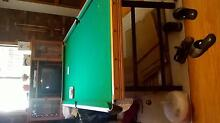 billiard table,cabinet South Morang Whittlesea Area Preview