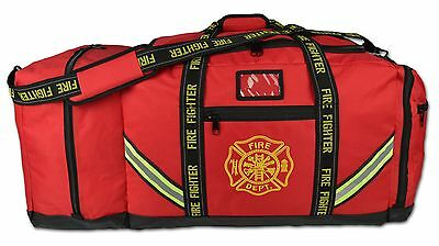 Lightning X Premium 3xl Firefighter Rescue Step-in Turnout Fire Gear Bag Lxfb10r