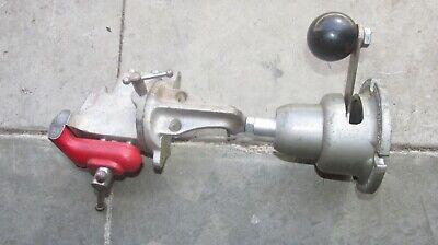 Wilton Powerarm Jr Junior Power Arm Work Positioning Tool Vise Very Nice 626