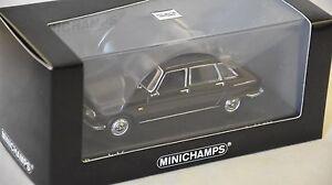 MINICHAMPS 400113105 - RENAULT 16 1965 noir *** 1/43 - France - État : Neuf: Objet neuf et intact, n'ayant jamais servi, non ouvert. Consulter l'annonce du vendeur pour avoir plus de détails. ... Fabricant: Minichamps Emballage d'origine: Emballage d'origine Echelle: 1/43 Marque: minichamps EAN: Non applica - France
