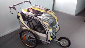 Bike trailer for 1-2 young children Toowoomba Toowoomba City Preview