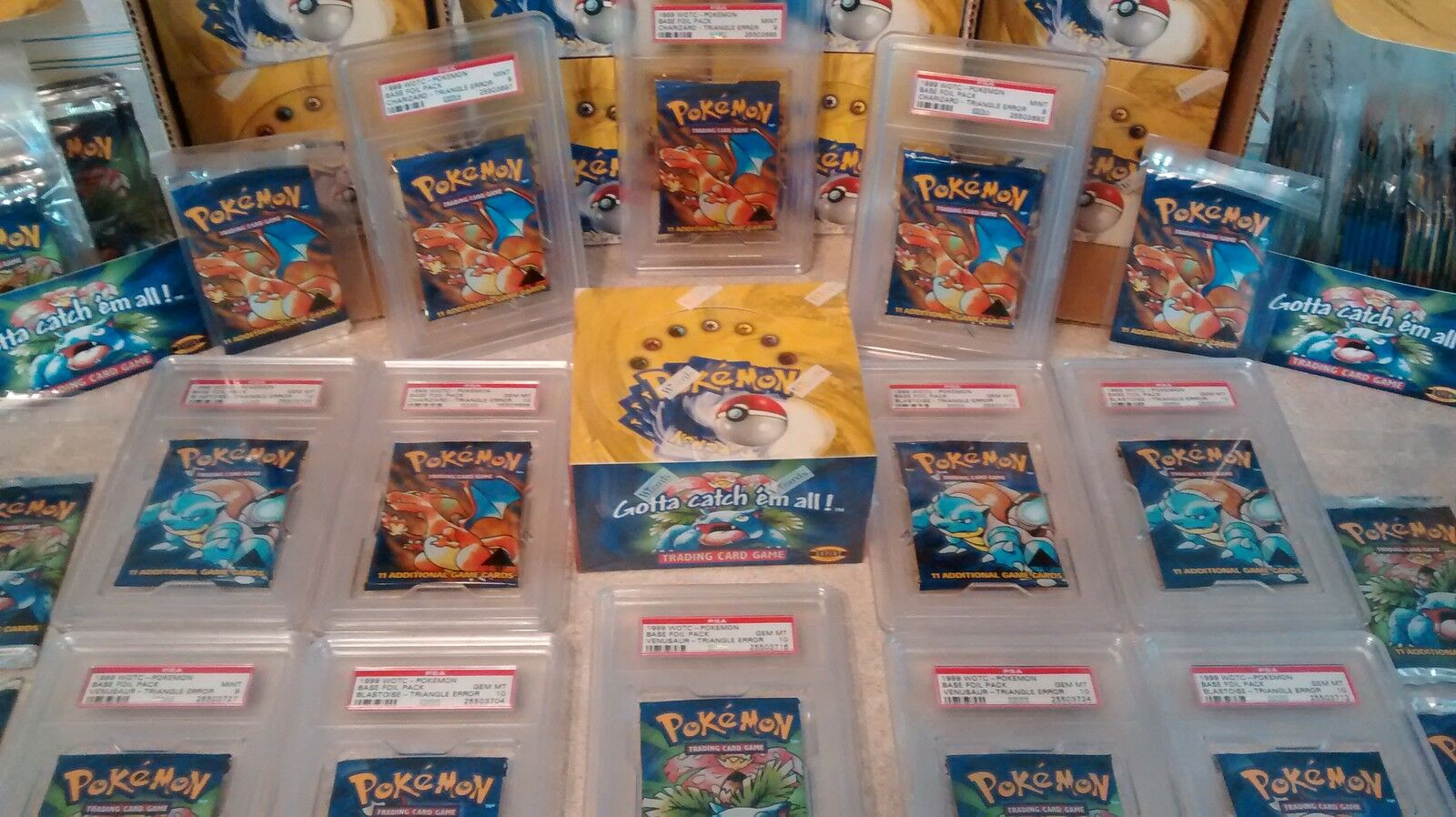 Base Set Sales