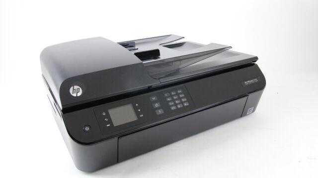 Hp officejet 4630 scanning