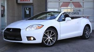 2012 Mitsubishi Eclipse GS 2.4L Convertible Sub-Woofer+Jantes 18