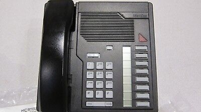 Northern Telecomnortelmeridian Mpck7y8-black Desk Phone Ntzk16ba03